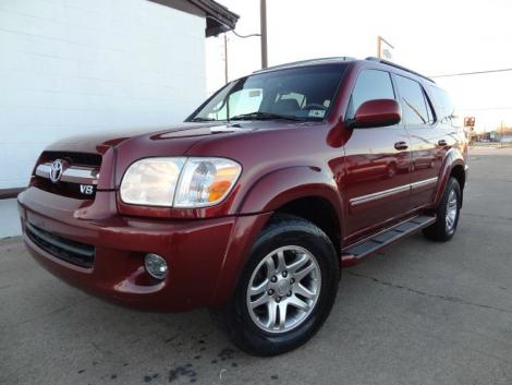 2006 toyota sequoia limited for sale under 1600 in tx. Black Bedroom Furniture Sets. Home Design Ideas