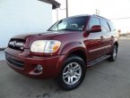 2006 Toyota Sequoia in Texas