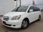 2007 Honda Odyssey under $17000 in Texas