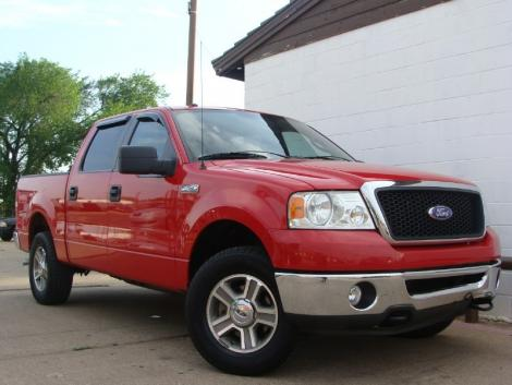2007 Ford F-150 XLT For Sale in Grand Prairie TX Under ...