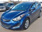 2016 Hyundai Elantra under $10000 in Texas