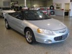 2002 Chrysler Sebring (Sterling Blue)