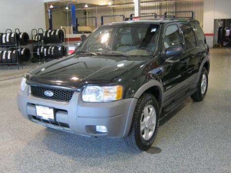 Ford Escape XLT '02 Under $9000 near Chicago IL - Autopten.com