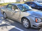 2001 Cadillac DeVille in FL