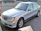 2002 Mercedes Benz S-Class under $4000 in Connecticut
