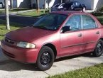 1998 Mazda Protege under $1000 in Florida