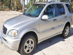 2003 Mercedes Benz ML-Class under $6000 in California