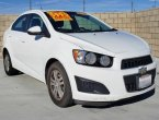 2013 Chevrolet Sonic under $6000 in California