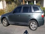 2006 BMW X3 in Nevada