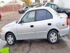 2002 Hyundai Accent under $3000 in California
