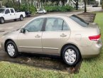 2003 Honda Accord under $4000 in Florida