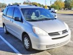 2005 Toyota Sienna under $4000 in North Carolina