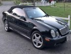 2001 Mercedes Benz CLK under $5000 in Texas