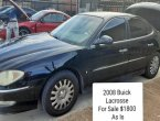 2008 Buick LaCrosse under $2000 in Texas