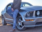 2008 Ford Mustang in CA