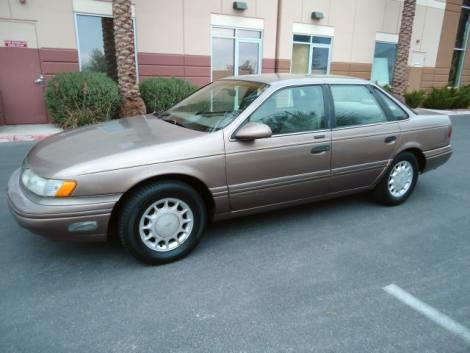 Gmc 1500 For Sale >> Used 1992 Ford Taurus LX Sedan For Sale in NV - Autopten.com