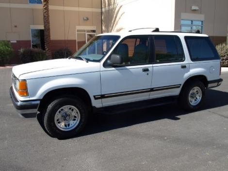 BMW Usa Login >> Cheap 1993 Ford Explorer SUV Under $2000 in NV - Autopten.com
