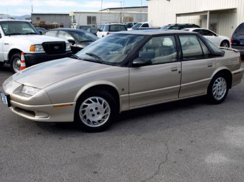Used Cars For Sale Under 5000 >> Cheap Car Under $2000 - Saturn SL2 For Sale in NV (Low ...