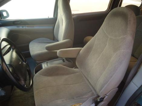 Photo #9: passenger minivan: 1998 Ford Windstar (Teal)
