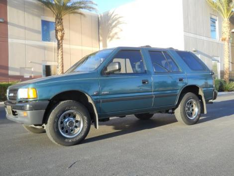 Used 1995 Isuzu Rodeo Ls Suv For Sale In Nv Autopten Com