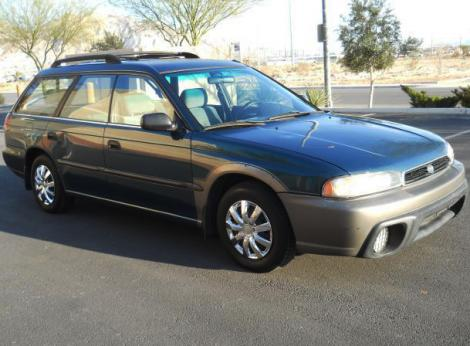 Used Cars For Sale Under 6000 >> Cheap 1995 Subaru Legacy Station Wagon Under $2000 in NV - Autopten.com