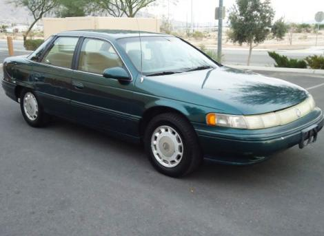 Cheap 1995 Mercury Sable Sedan Under 2000 In Nv