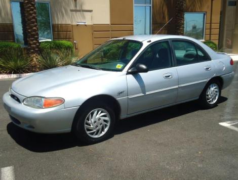 Used 1997 Ford Escort LX Sedan For Sale in NV - Autopten.com