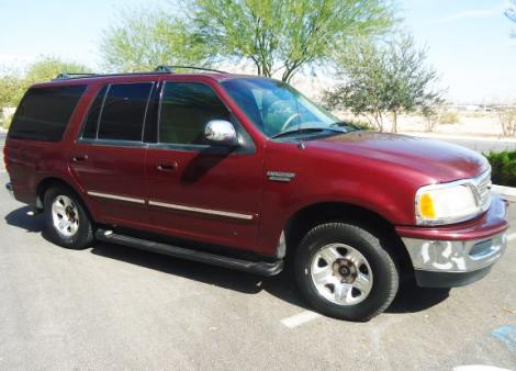 Cheap Cars For Sale Under 500 >> Used 1997 Ford Expedition XLT SUV For Sale in NV ...