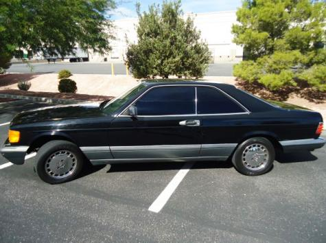 Cheap 1990 Mercedes Benz 560 Coupe Under 2000 In Nv