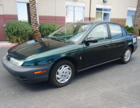 Used 1998 Saturn SL Sedan For Sale in NV - Autopten.com