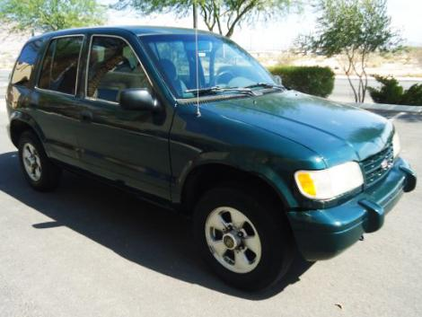 used 1997 kia sportage suv for sale in nv. Black Bedroom Furniture Sets. Home Design Ideas