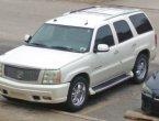 2004 Cadillac Escalade under $4000 in Oklahoma