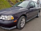 2000 Volvo S40 under $4000 in Washington