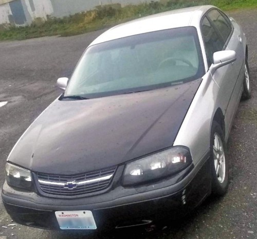 '05 Chevy Impala (Silver) $2000-2500 By Owner In Snohomish
