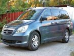 2006 Honda Odyssey under $4000 in Texas