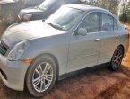 2003 Infiniti G35 under $4000 in South Carolina