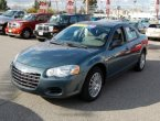 2005 Chrysler Sebring under $10000 in California