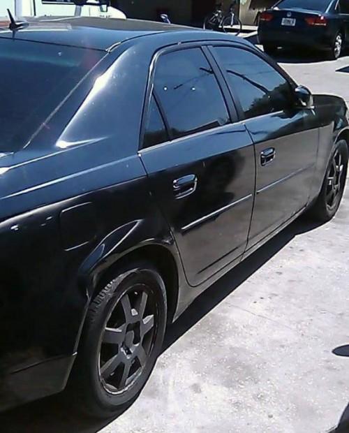 '07 Cadillac CTS Under $2000 In Orlando, FL 32805 BLACK By