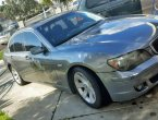 2006 BMW 750 in California