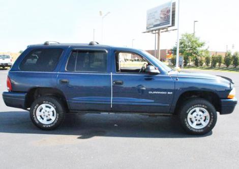 Cheap 2001 Dodge Durango Suv Under 2000 In In Autopten Com