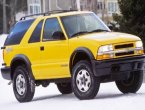 2003 Chevrolet Blazer under $2000 in West Virginia