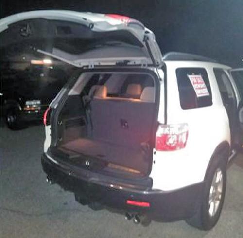 '07 GMC Acadia SUV (White) Undef $6000 In Norwalk, CA