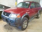 2002 Mitsubishi Montero under $2000 in Pennsylvania