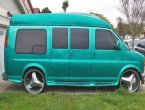 2001 GMC Savana under $9000 in California