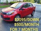 2012 KIA Rio under $6000 in Illinois