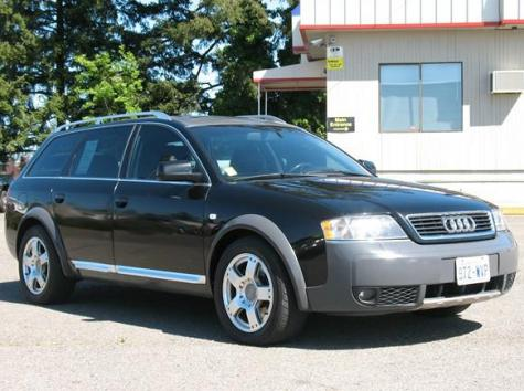 audi allroad quattro 2 7l luxury station wagon for sale under 6000. Black Bedroom Furniture Sets. Home Design Ideas