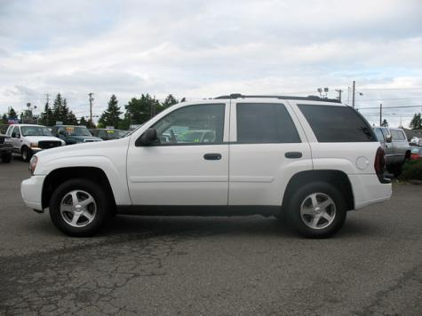 Cheap Safe SUV For Sale Under $7000 - Used Chevrolet Trailblazer LS - Autopten.com