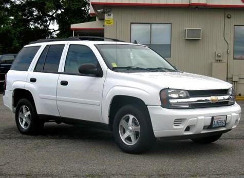 Cheap Safe SUV For Sale Under $7000 - Used Chevrolet ...