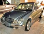2003 Mercedes Benz E-Class under $5000 in Florida