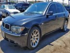 2002 BMW 745 in CA